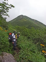 0908会津駒ケ岳