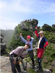 1007安達太良山月山