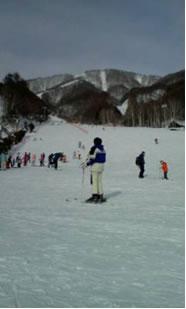 120114尾瀬岩鞍スキー